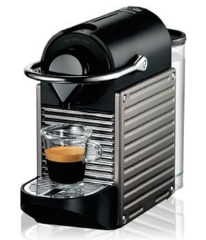 Krups Nespresso Pixie XN 3005